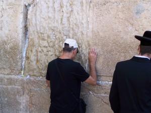 Western wall, last time (3)